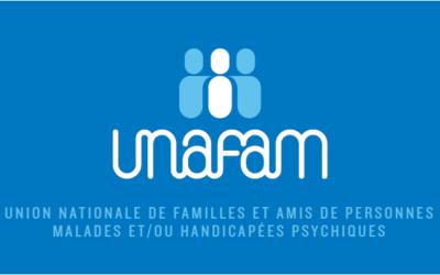 UNAFAM – Union Nationale des Amis et Familles de malades psychiques
